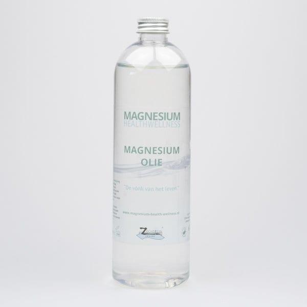 Magnesium olie navulling