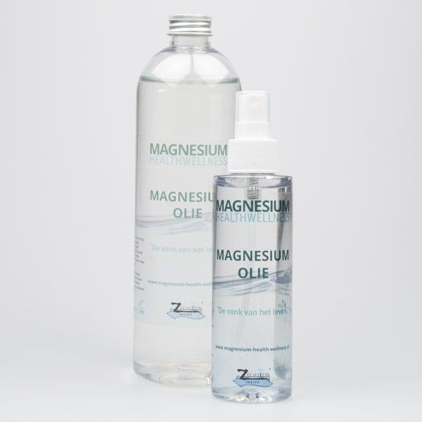 magnesium olie en spieren