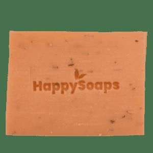zeep, plastic vrij HappySoaps - Arganolie en Rozemarijn Body Bar