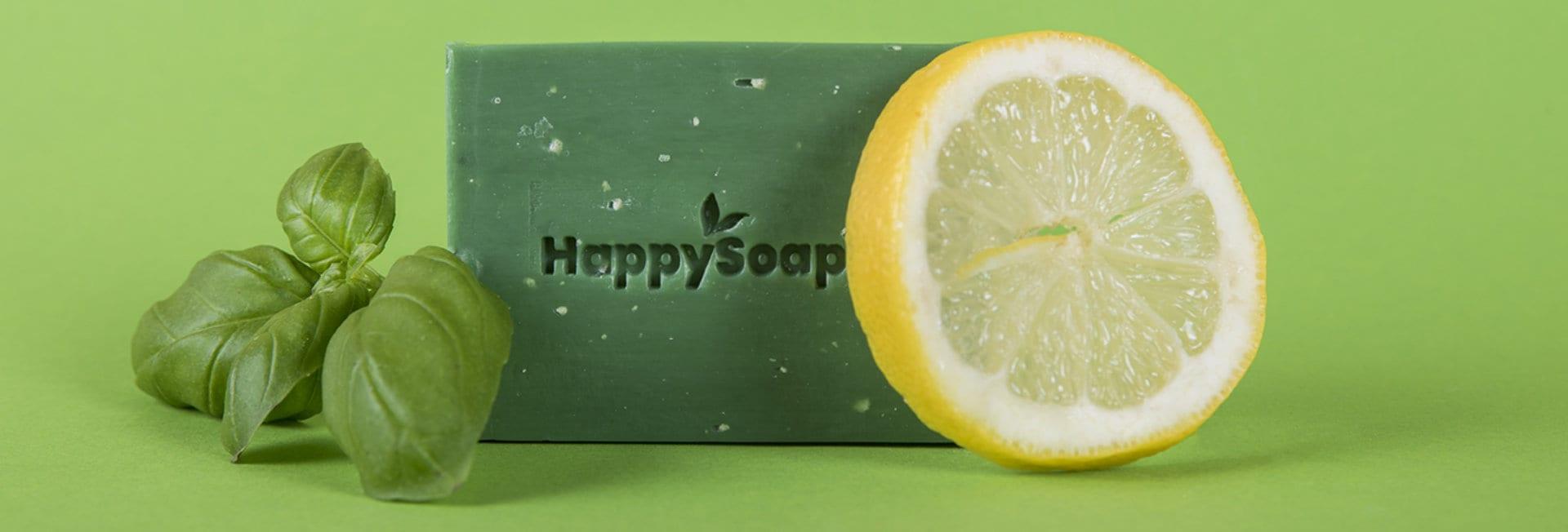 Een plasticvrije badkamer met HappySoaps producten