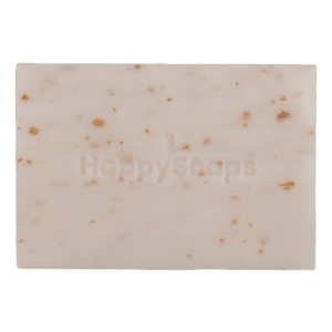 HappySoaps Gastenzeepje - Amandel, Tarwe en Honing 100g