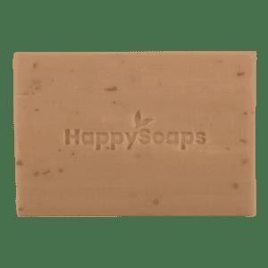 HappySoaps Gastenzeepje - Sandalwood en Cederwoord 100g