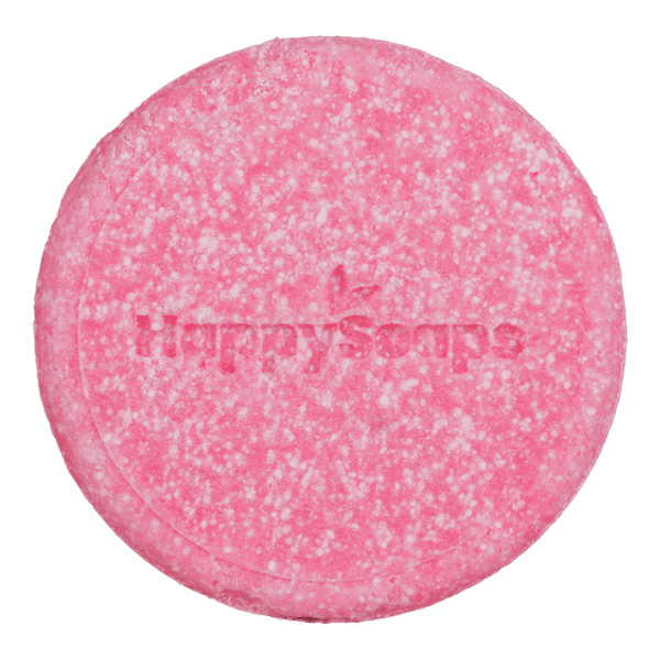 HappySoaps - La Vie en Rose Shampoo Bar