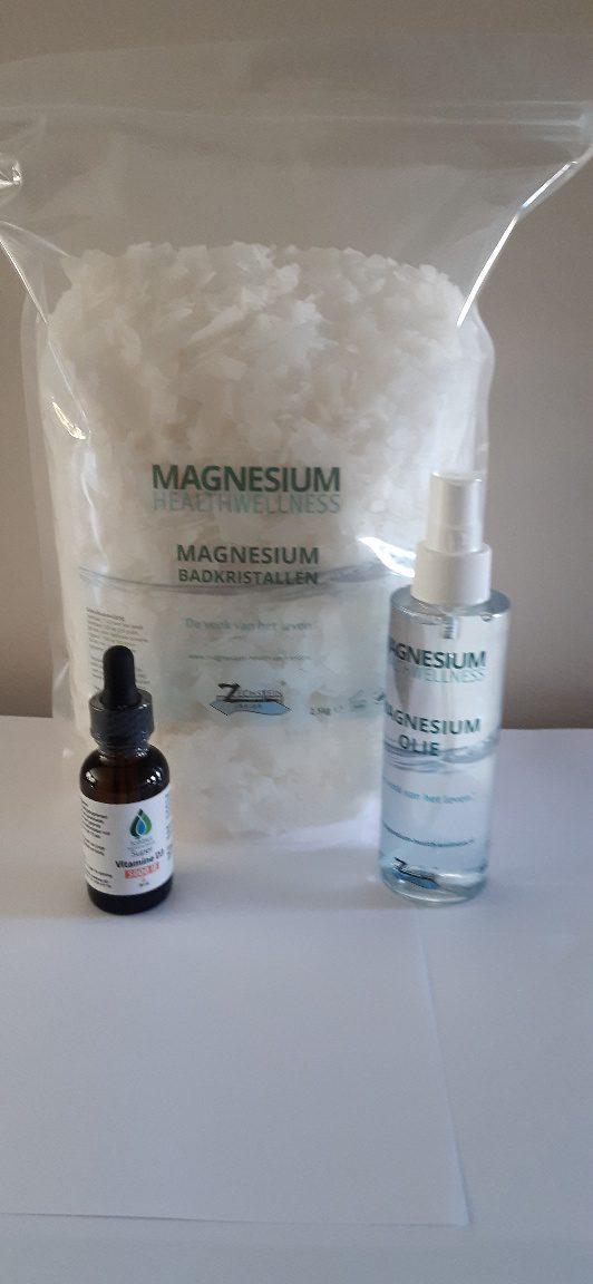 magnesium met vitamine d3